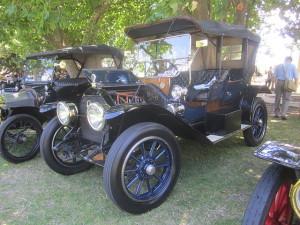 1912 Cadillac Tourer