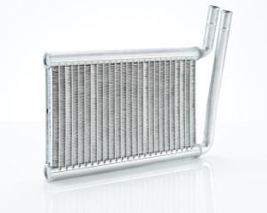 metal heater core