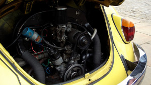 air cooling vw engine