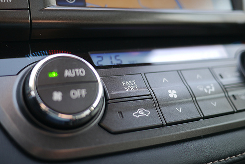 automotive air conditioning climate control