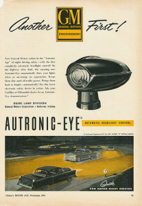 autronic eye automatic headlights