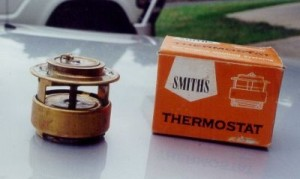 bellows thermostat