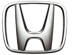 The Honda logo is a stylized letter H.
