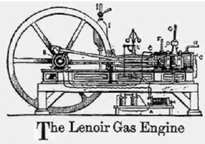lenoir internal combustion engine