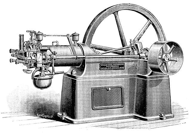 otto engine