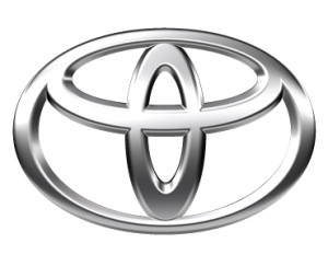 "The ""three ovals"" Toyota logo has been in use since 1989."