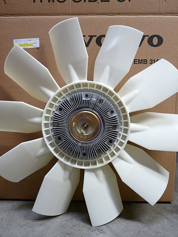 viscous cooling fan clutch