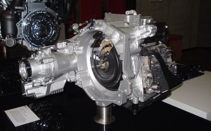 "This Volkswagen ""direct-shift"" gearbox is a type of transaxle."