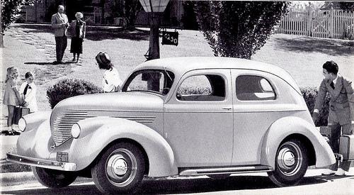 Willys Clipper Sedan