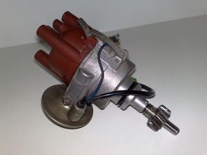 distributor with cap