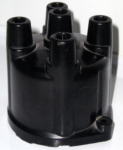 cracked distributor cap