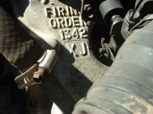 spark plug firing order