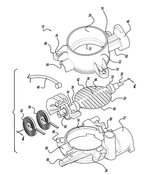 Throttle Body Components