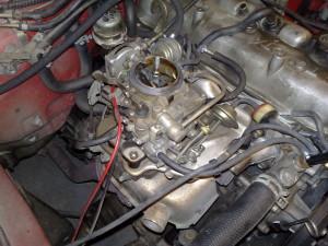 toyota carburetor vacuum hoses