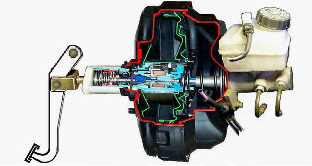 What Is A Power Brake Booster Crankshift