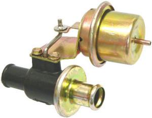 vacuum heater control valve