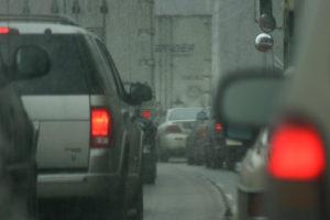 car overheats at idle